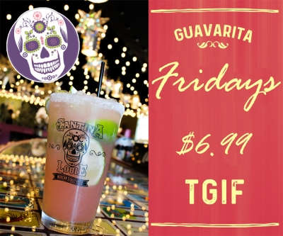 Guavarita Fridays